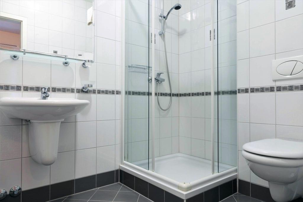 Ground floor A1 sleeping room with privat bathroom