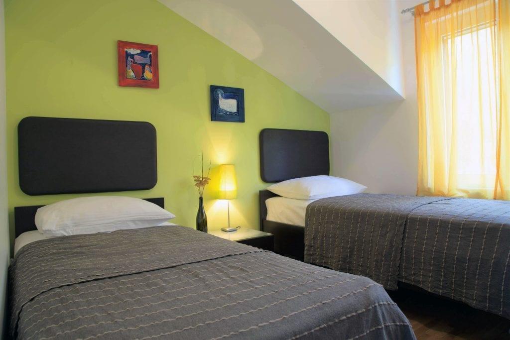 Zavala 222 C1 bedroom on the north