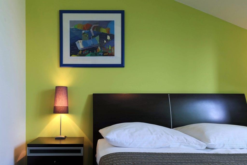 Zavala 222 C2 bedroom
