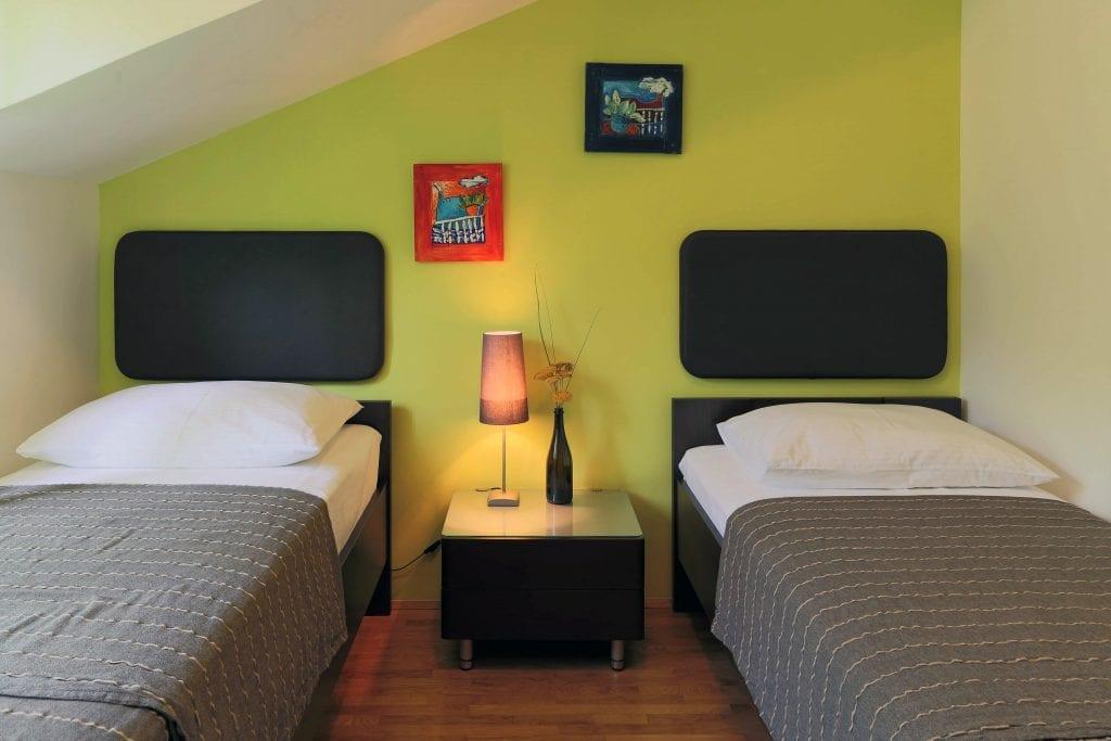 Zavala 222 C2 bedroom on the nourth side