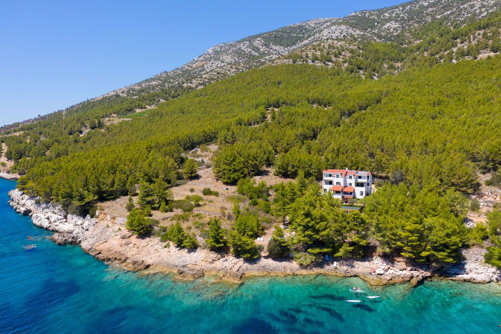 Zavala, Insel Hvar Kroatien
